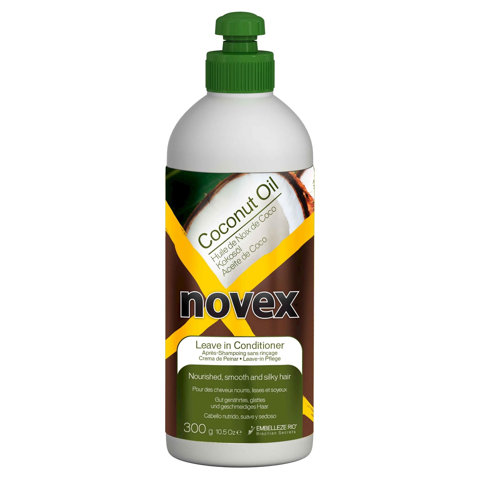 Novex Coconut Oil Leave In Conditioner 10.5 fl oz