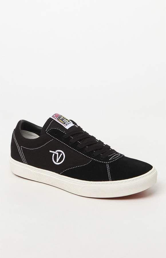 Vans Paradoxxx Black Shoes Vans Sneakers 0cb6cd52a3b79