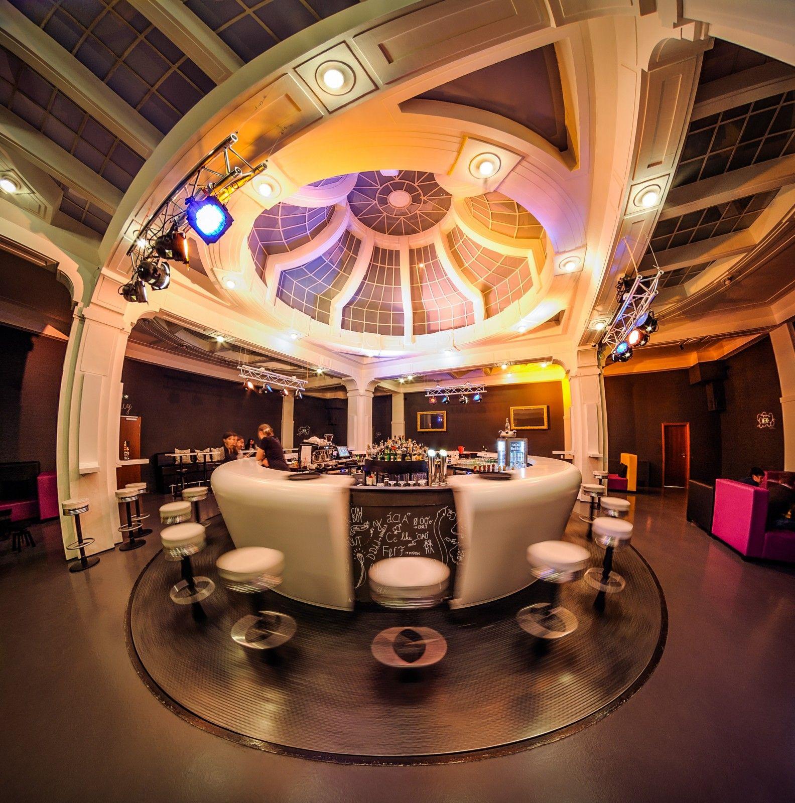 Fusion Hotel Prague   Funky Bar Prague   360 Bar and Lounge - OFFICIAL SITE