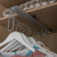 Porte Cintre Acier Form Darwin 45 Cm Cintre Porte Cintre Dressing Sous Combles