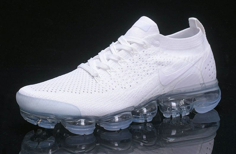best sneakers 5498a b0bcb Nike Air VaporMax 2 Pure Platinum White 942842 100