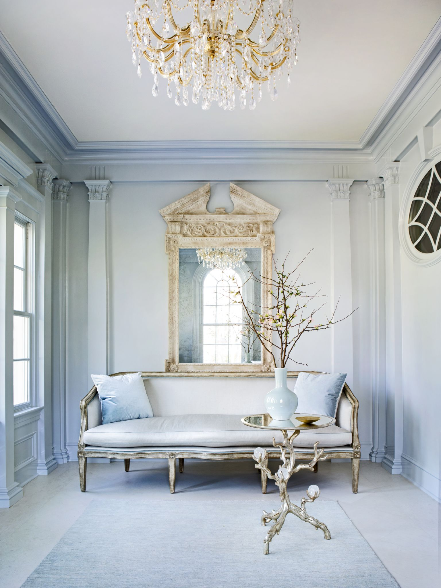 Interior Designer Suzanne Kasler Sophisticated Simplicity With