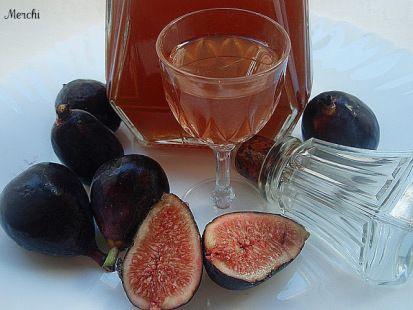 Receita de Licor de Figo | Doces Regionais