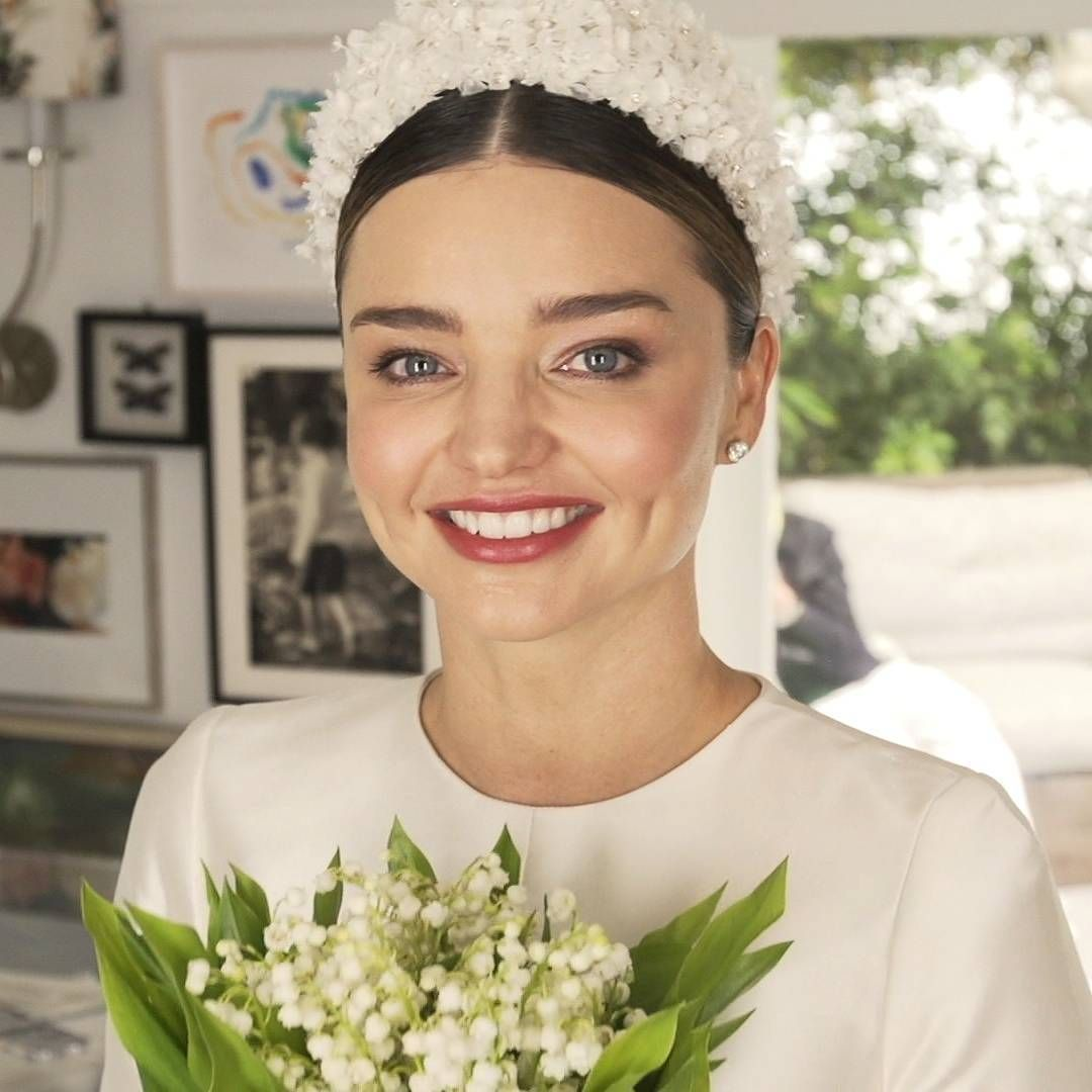 Miranda kerrミランダカーの結婚式とメイクアップを大公開style