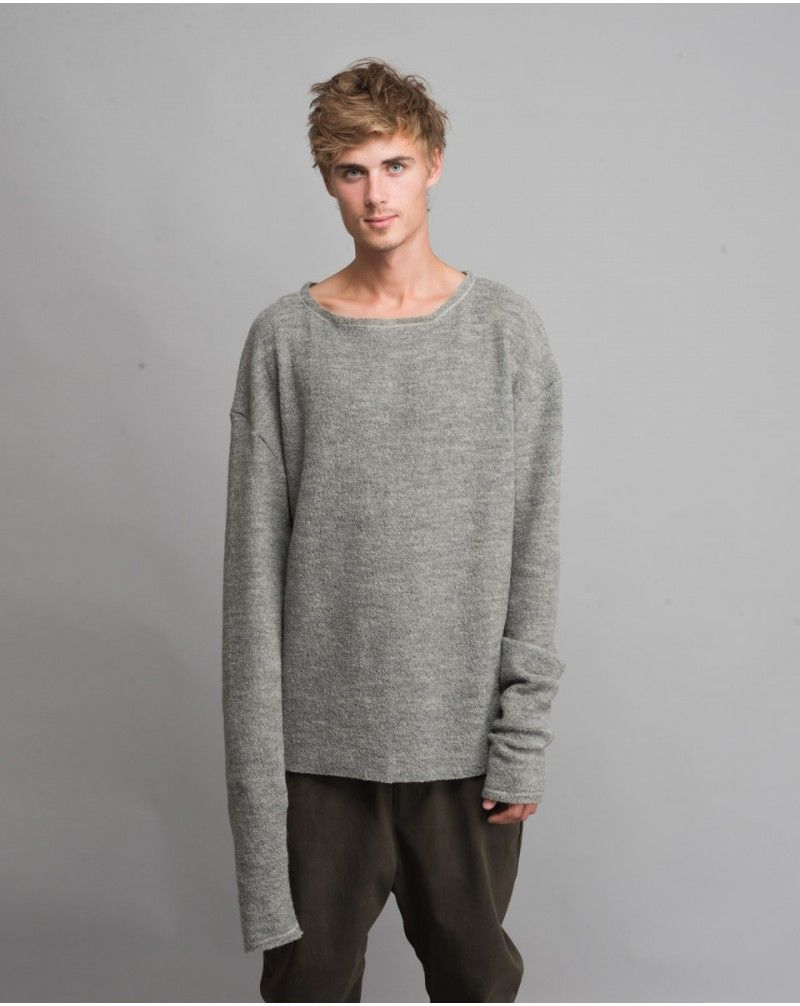 Superlongsleeve Sweater - Thick sweater with extra long sleeves ...