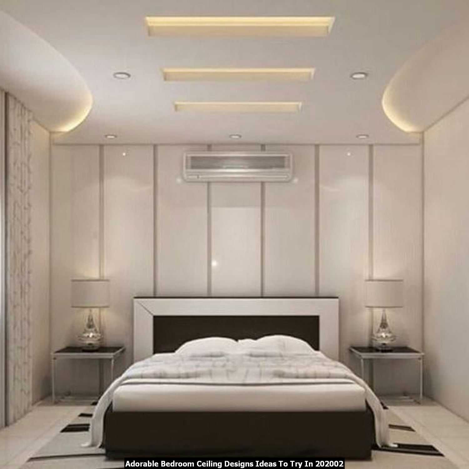 Cool 20+ Adorable Bedroom Ceiling Designs Ideas To Try In ...