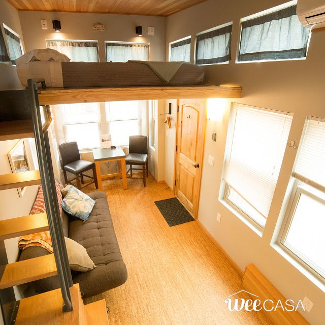 Places Available For Rent: The Salida: A Two Bedroom Tiny House That Can Comfortably
