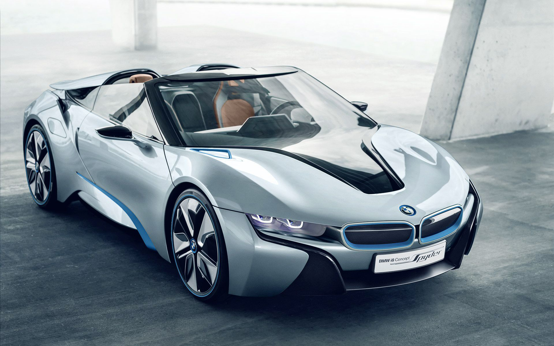 Ventube com hd bmw i8 spyder concept car wallpapers screen savers ventube