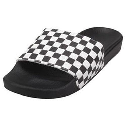 vans slide on sandals