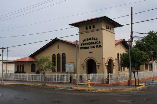 Pueblo Santa Isabel Puerto Rico Iglesia Evangelica Oh Wow I