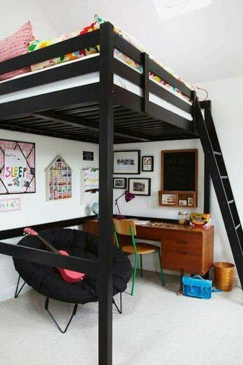 Love It Cool Loft Beds Beds For Small Rooms Stuva Loft Bed
