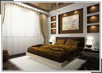 Bedroom Interior Modular Beds Manufacturer Punjab India With