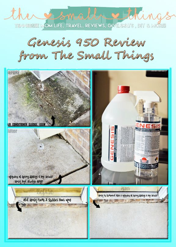Remove Concrete Stains With Genesis 950 Genesis 950 Is A Green Cleaner That Is Safe To Use Outdoors And Strong Enough To Re Tough Stain Green Cleaner Genesis