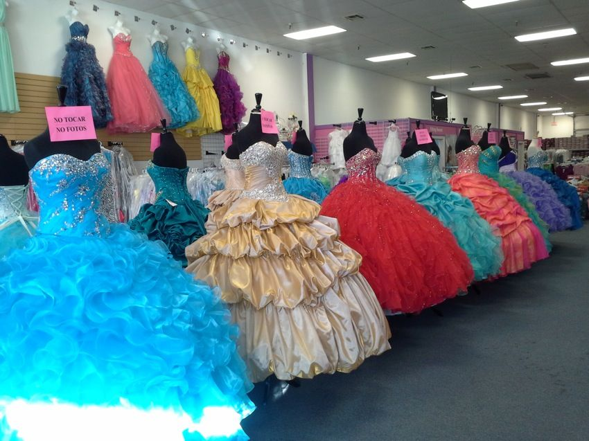 Dress Stores in Houston