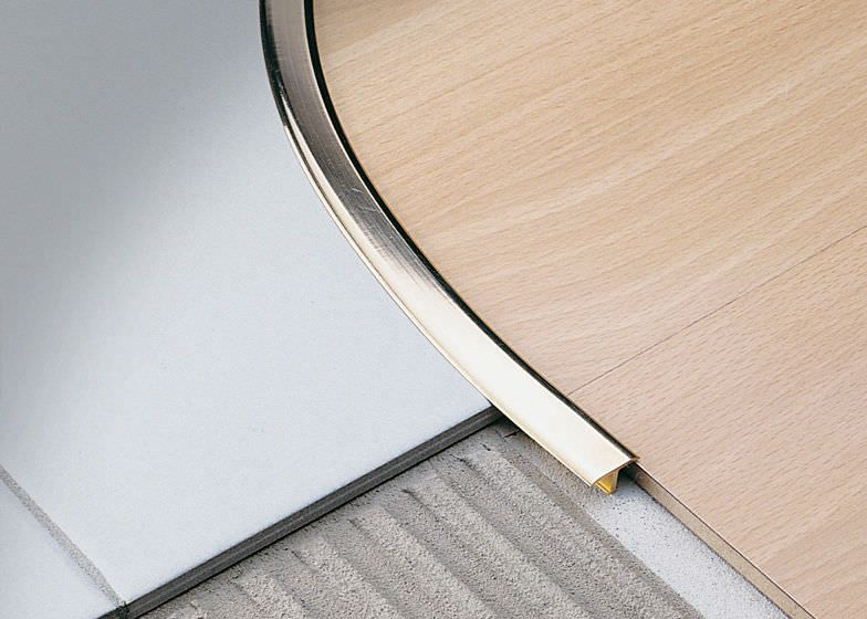 Brass junction profile / for tiles COVERTEC SP PROFILITEC