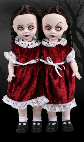 Now Imagine That They Hide Under Your Bed At Night!! Just quielty waiting...waiting...waiting...