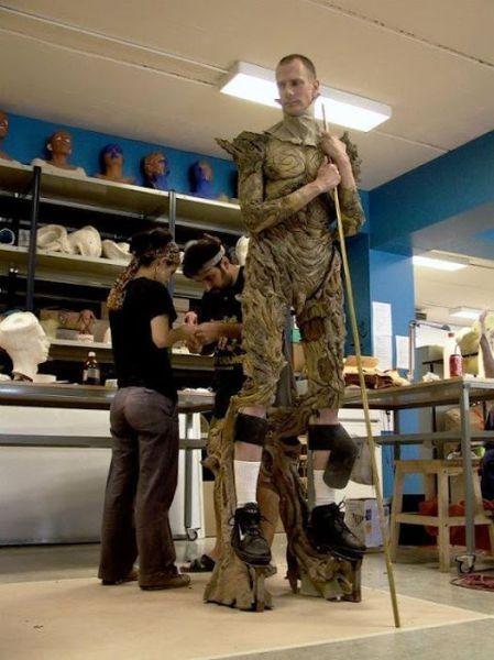 Creando El Fauno De El Laberinto Del Fauno Labyrinth Costumes Cosplay Costumes