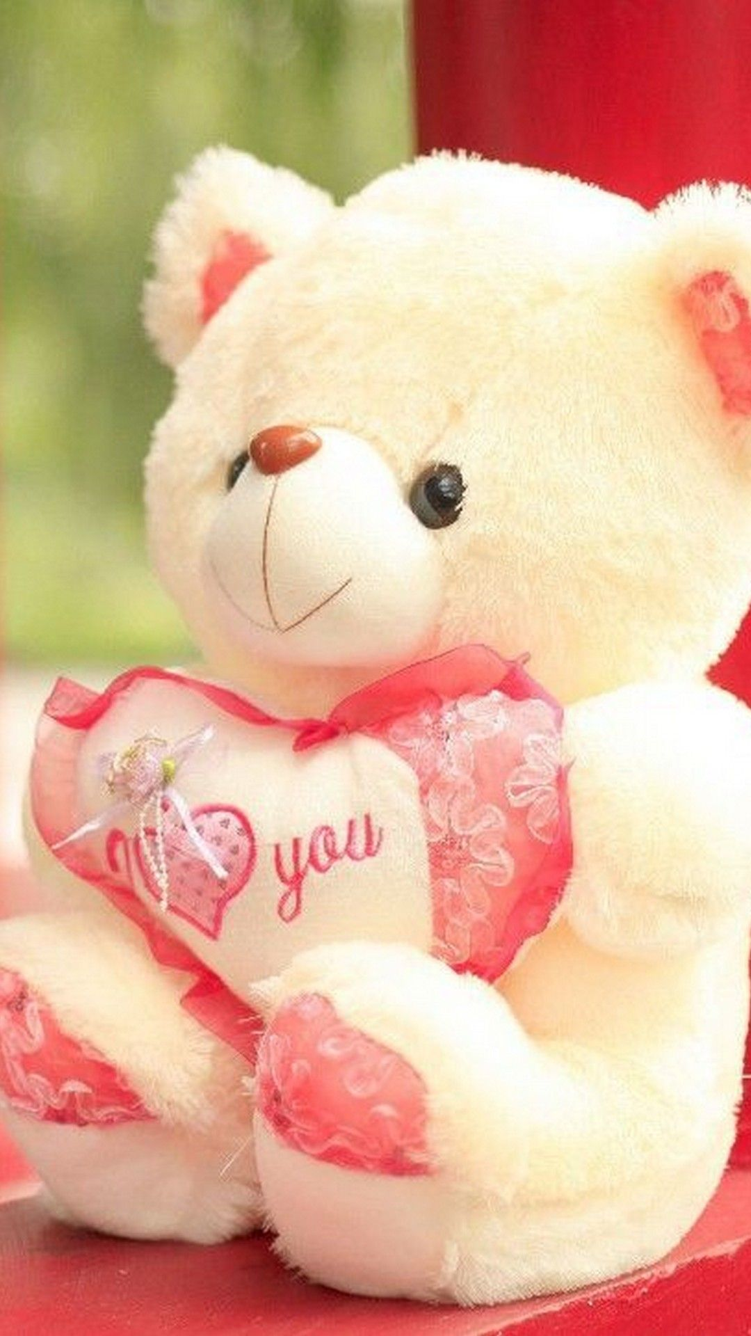 Cute Teddy Bear Hd Wallpaper For Iphone With Images Teddy Bear