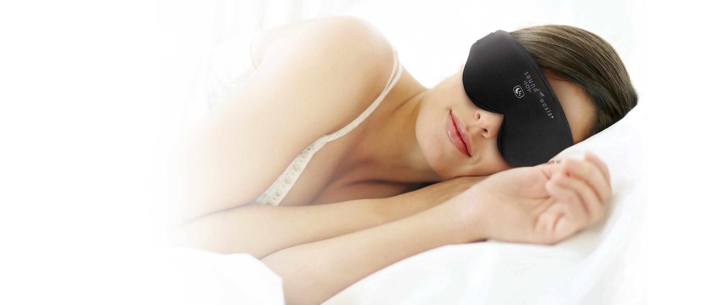 Illumy Sleep And Wake Mask Is A Smart Sleep Mask That Will Help You Sleep  Better · Jet Lagsleep