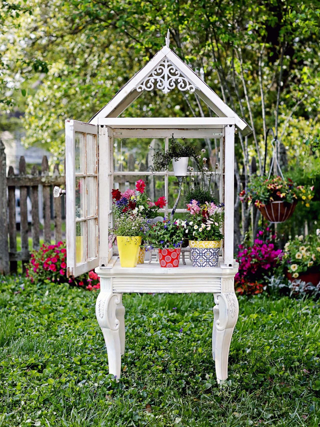 Turn a Window into a Mini Greenhouse