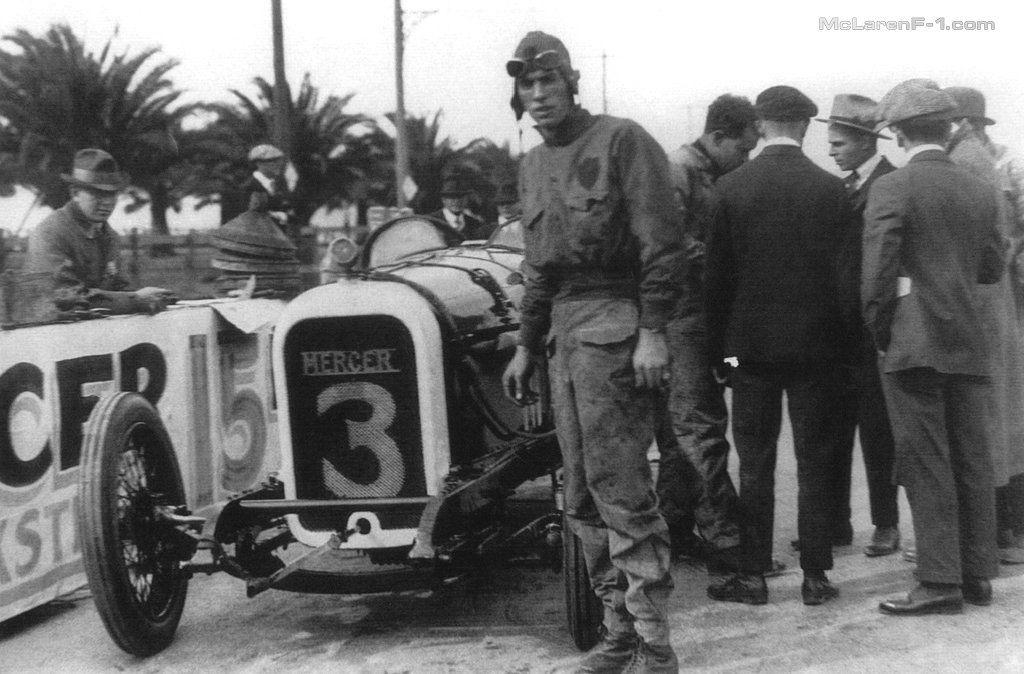 1916 santa monica race american grand prix grover ruckstell mercer lap 39 dnf