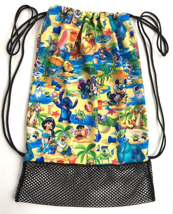 406957a92439 Beach Backpack - Pool Backpack - Swim Backpack - Pool Bag - Beach ...