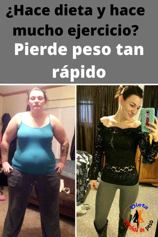 qué tan rápido pierde peso con ceto