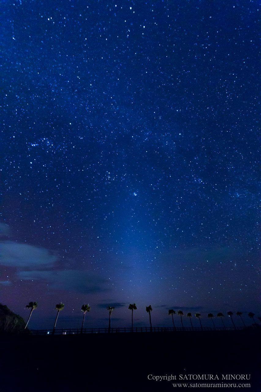 大浜海浜公園の星空 星空 星空 イラスト 夜空 イラスト