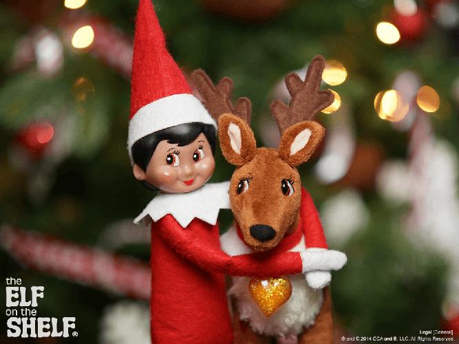 Elf On The Shelf Ideas Hug It Out The Elf On The Shelf Elf