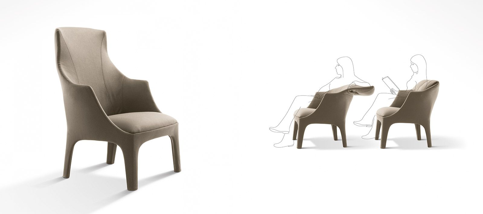Giorgetti furniture pinterest armchair furniture e sofa for Giorgetti poltrone