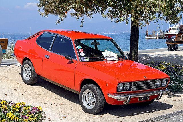 Fiat 128 Sl Coupe Automobile Auto Modelli Italiani