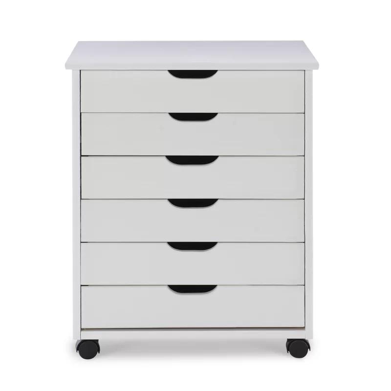 Gebo 6 Drawer Storage Chest In 2020 Craft Storage Drawers Storage Drawers Plastic Storage Drawers