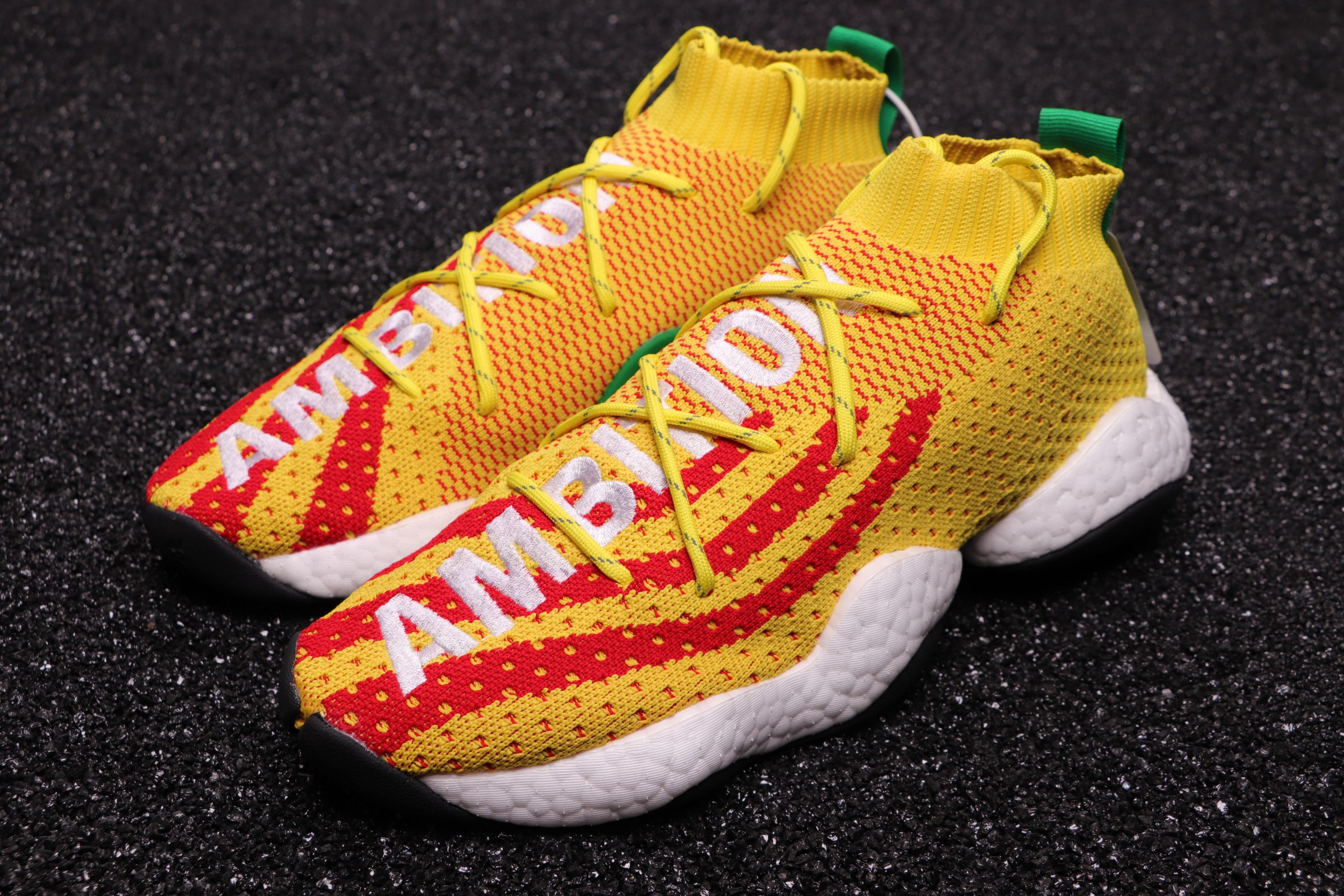 Pharrell x adidas Crazy BYW