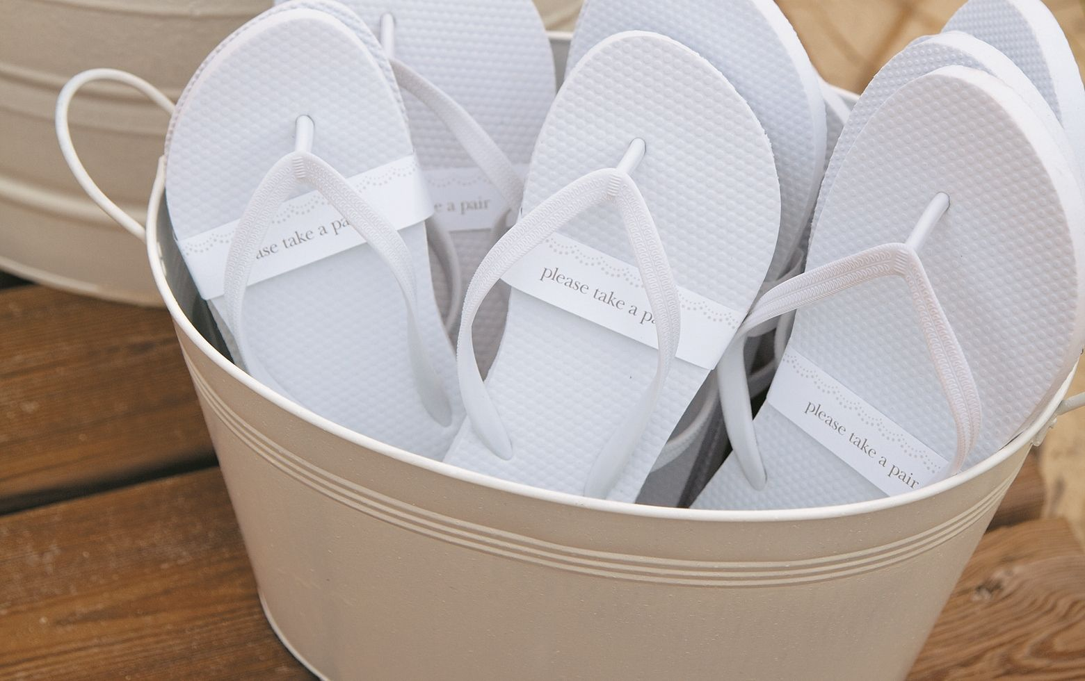 These Are Ok But I Think I D Rather Do Strappy Sandals With White Seashells On Them Wedding Sandal Wedding Flip Flops Blue Wedding Sandals Flip Flop Basket
