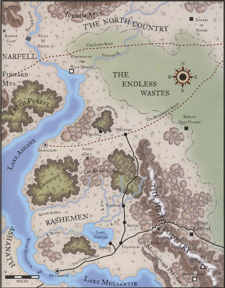 Rashemen Forgotten Realms - Google Search   Maps   Pinterest ...