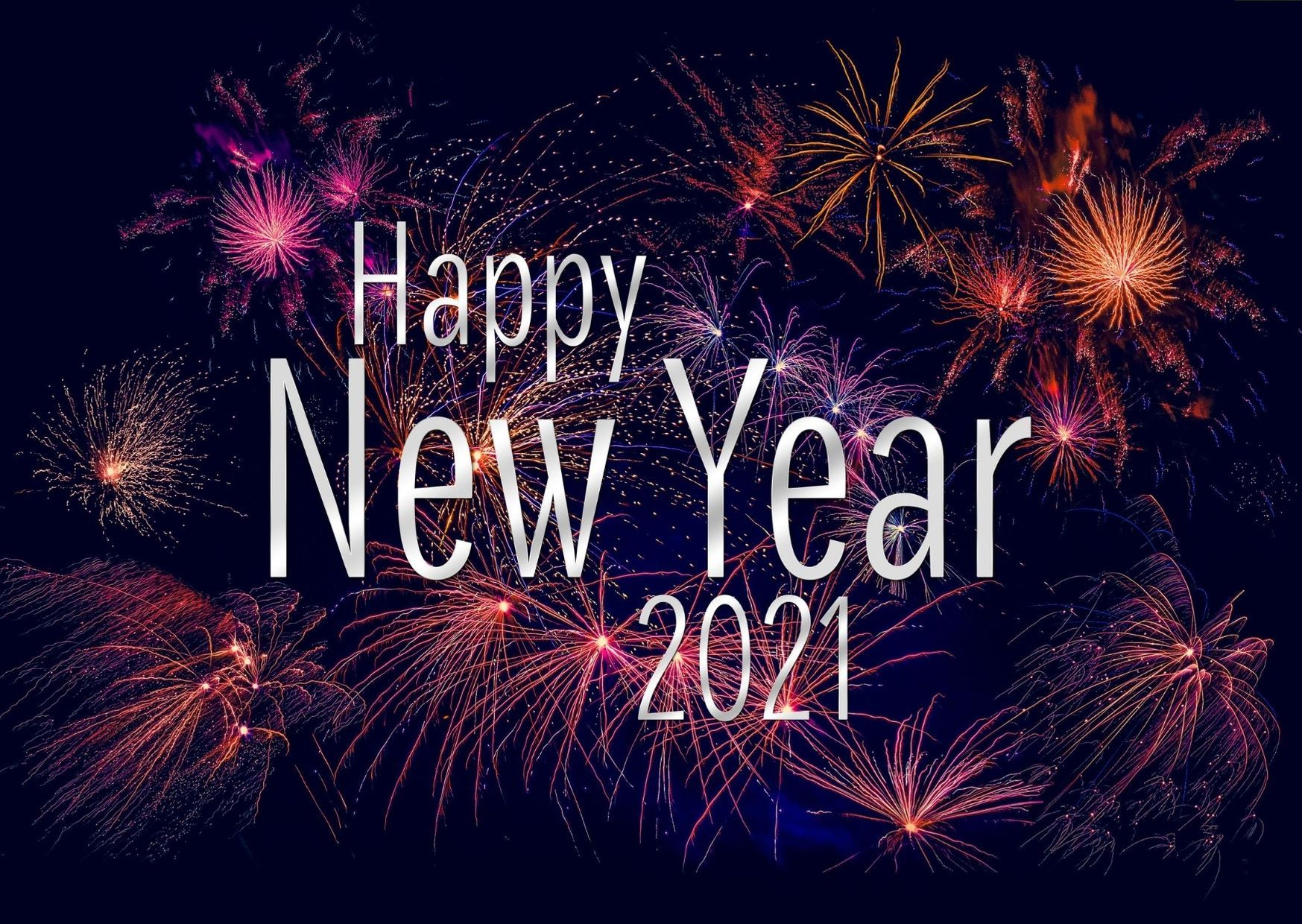 Happy New Year 2021 Images in 2020 New year images