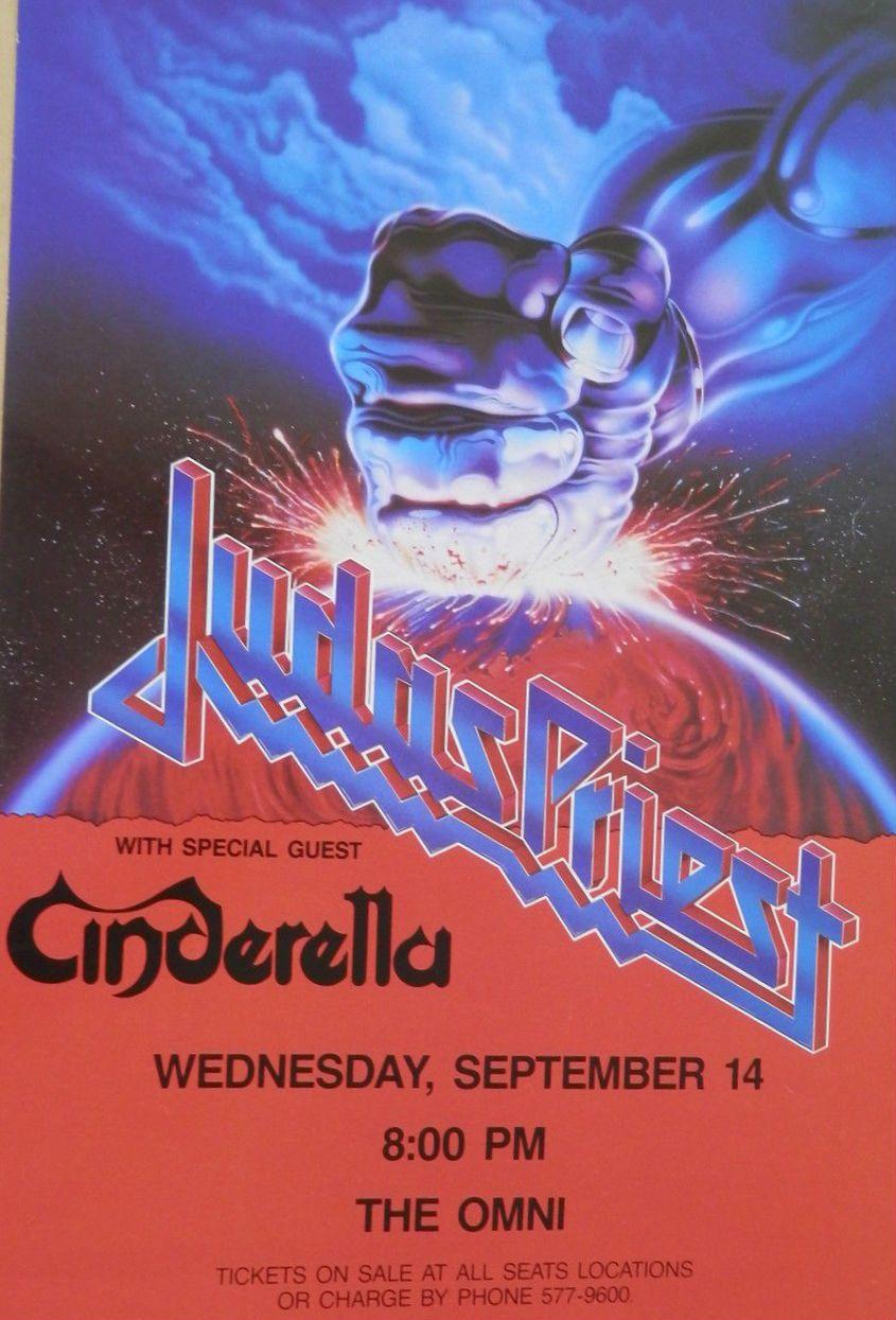 rock band posters vintage concert