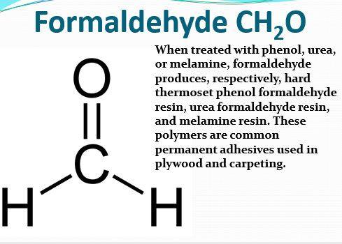 Chemical Makeup Of Formaldehyde | Saubhaya Makeup