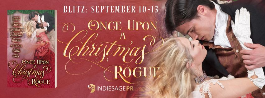 I Love Romance New Release Once Upon A Christmas Rogue Anthology Christmas Romance Anthology News Release