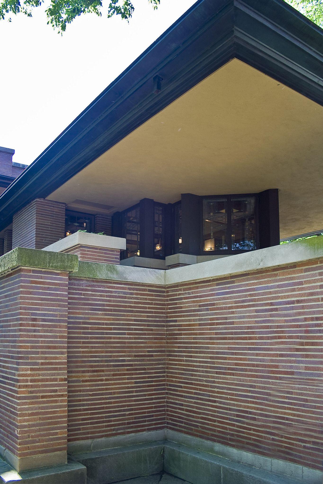 Frank Lloyd Wright Robie House Frank Lloyd Wright Prairie