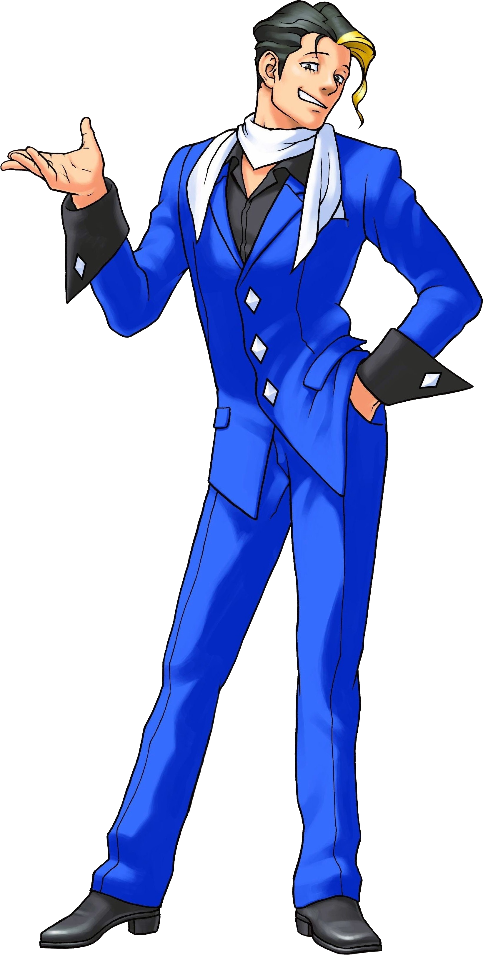 latest (1642×3248) Phoenix wright, Ace, Game character