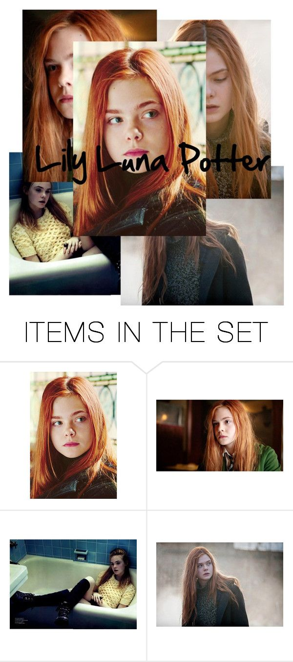 """""""Lily Luna"""" by she-demon ❤ liked on Polyvore featuring art"""