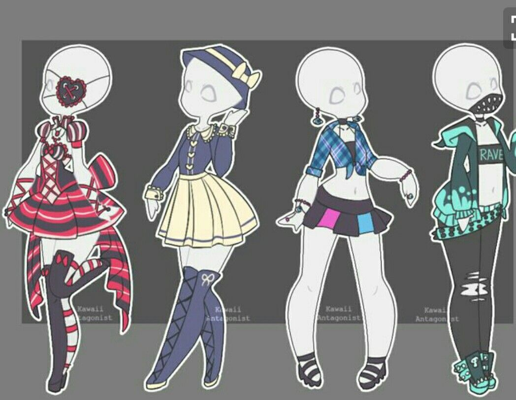 Idk Theo Haeley Brooke Art Clothes Drawing Anime Clothes Anime Outfits