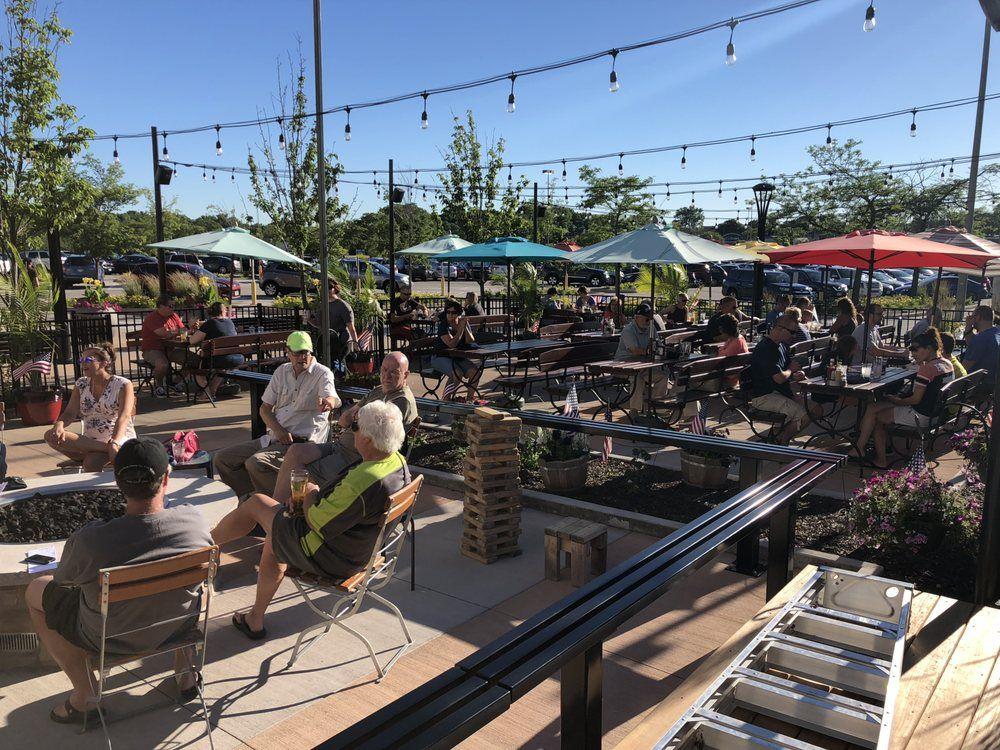 The explorium brewpub southridge new brewery outdoor