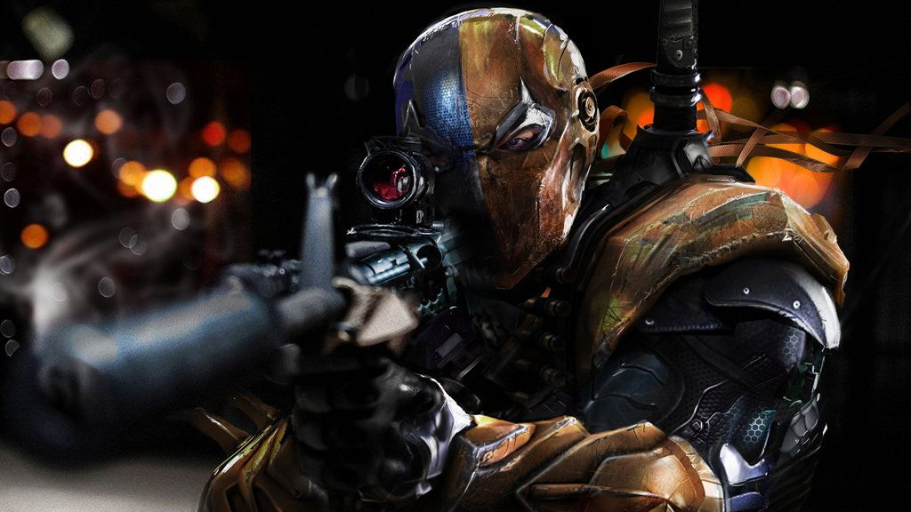 Live Action Deathstroke Footage Posted By Ben Affleck