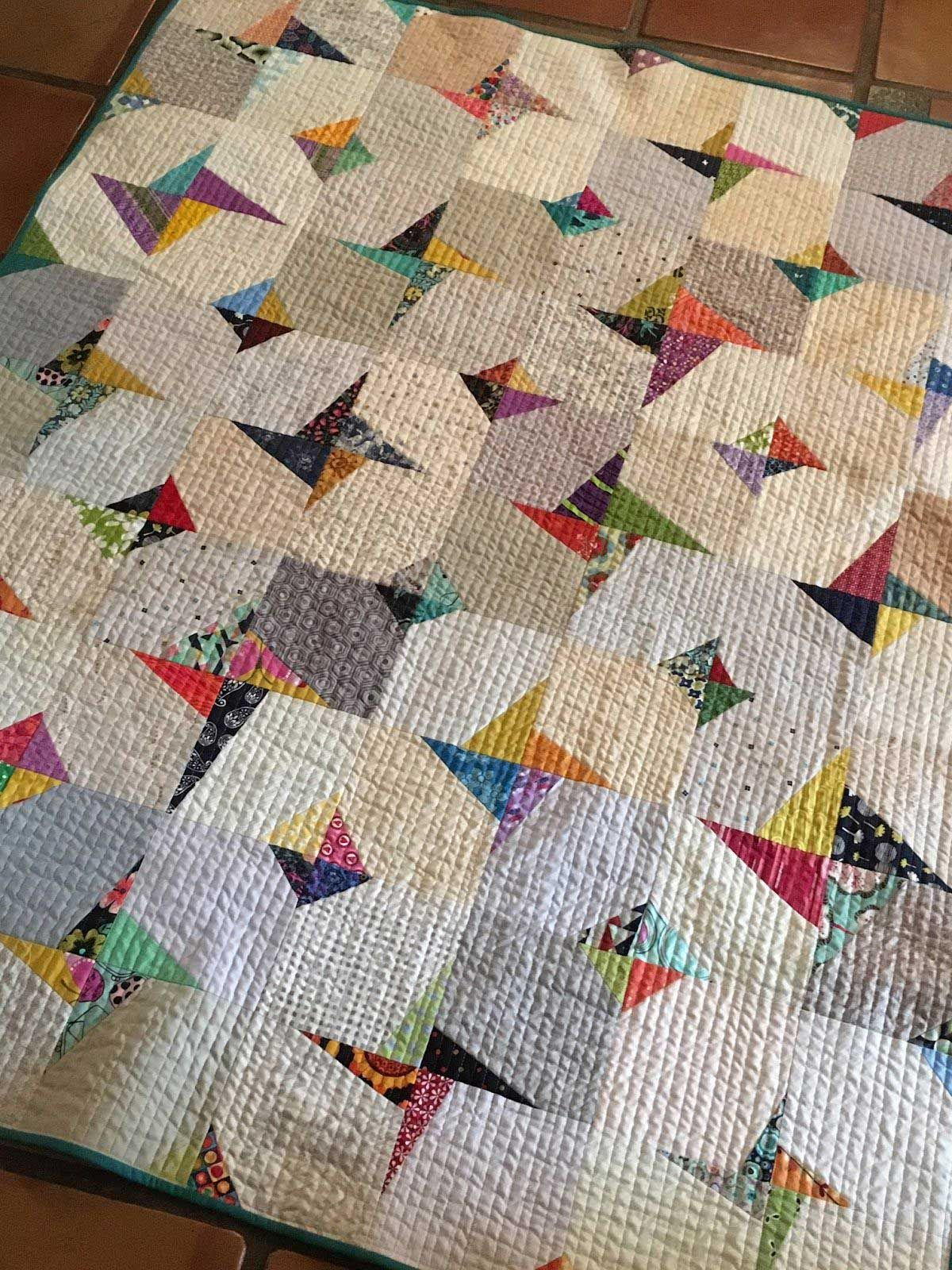 Magnificent Modern Scrappy Quilts Pattern Ideas