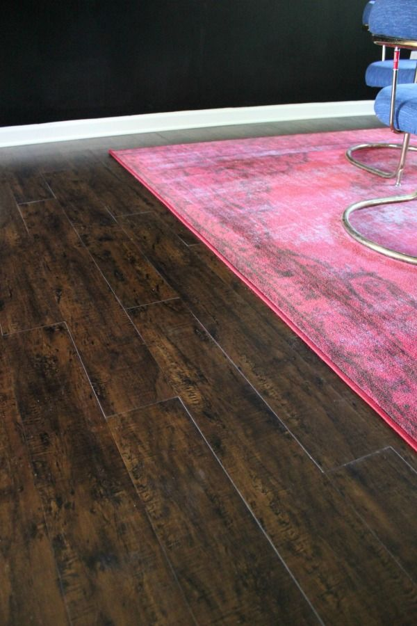 Why We Opted for NuCore Flooring and How It\'s Holding Up | Pinterest ...