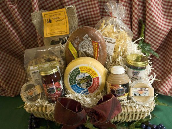ohio amish country gift basket shop ohio amish