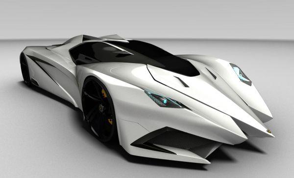 Lamborghini Ferruccio Blends Innovative Design With Futuristic
