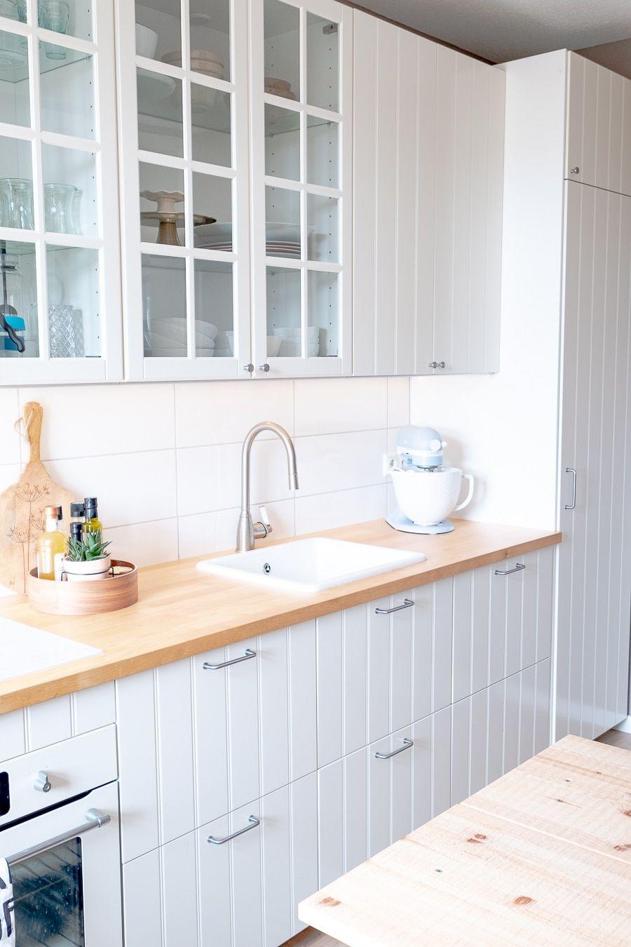 Dekosamstag Wie optimiere ich eine IKEA Landhausküche